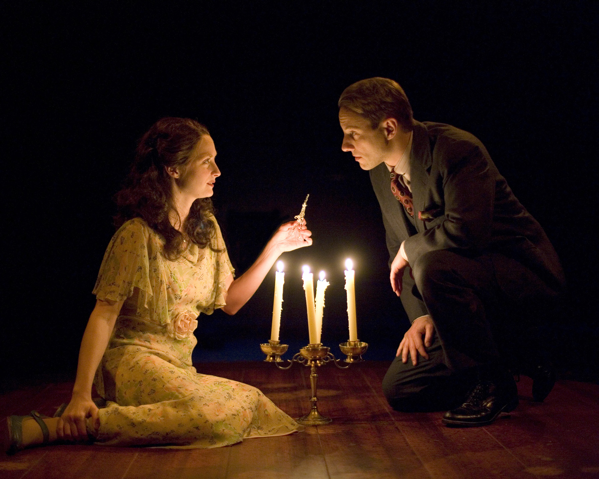 "glass menagerie characters Laura is never an antagonistic character in ""the glass menagerie"", yet dramatic confrontations between her brother and mother have a great effect on her."